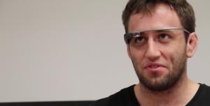 Google Glasses for Public Speaking